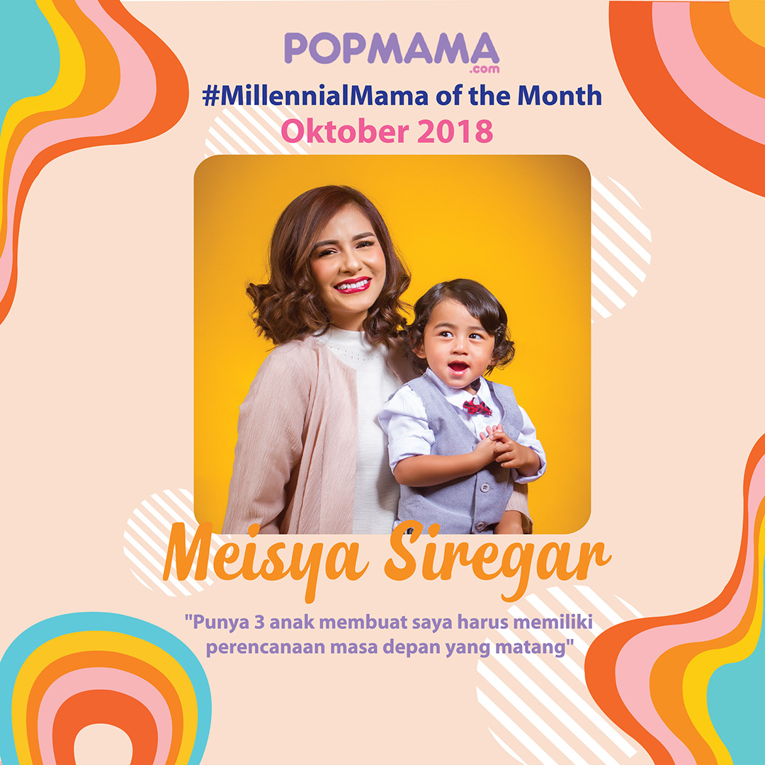 #MillenialMama of the Month Sidebar